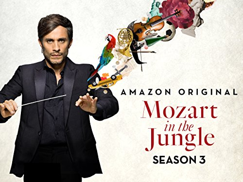 Mozart in the Jungle - Season 3