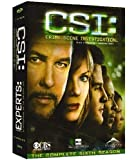 CSI: The Complete Sixth Season (Bilingual)