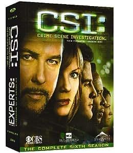 CSI: The Complete Sixth Season (Bilingual)