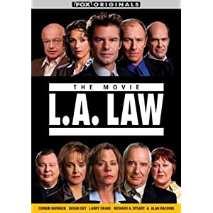 L.A. Law - The Movie movie