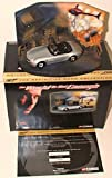 Corgi james bond the world is not enough BMW Z8 & diorama set the definitive collection 1.36 scale diecast model