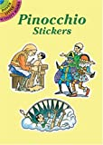 Pinocchio Stickers (Dover Little Activity Books Stickers) (0486293173) by Kliros, Thea