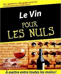 guide des vins pour les nuls
