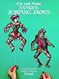img - for Antique French Jumping Jacks (Cut and Make) book / textbook / text book