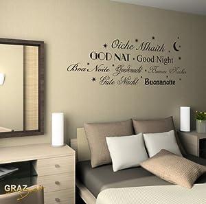 schlafzimmer wandgestaltung - angebote auf waterige - Schlafzimmer Wandgestaltung
