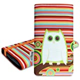 Stilbag Pouch 'MIKA' for Nokia Lumia 610 - Design: Funny Owl