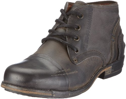 Yellow Cab CHOPPER M Boots Men'S black Schwarz (Moss) Size: 12 (46 EU)