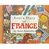 ANNI'S DIARY OF FRANCE(pb)