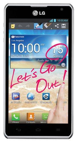 Lg Spirit 4G Lte Prepaid Android Phone (Metropcs)