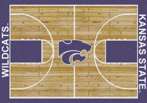 Kansas State Wildcats NCAA Area Rug (10'9