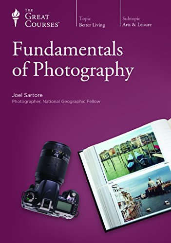 The Great Courses: Fundamentals of Photography