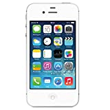 Apple iPhone 4S 16GB Unlocked GSM - White (Certified Refurbished)