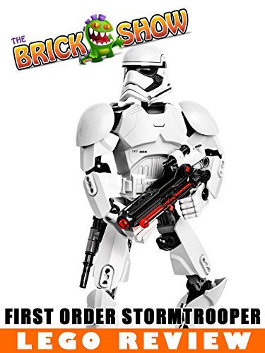 LEGO Star Wars First Order Stormtrooper Contraction Review (75114)