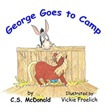 George Goes to Camp: George the Pony, Book 2 | Livre audio Auteur(s) : C S McDonald Narrateur(s) : Kevin Iggens