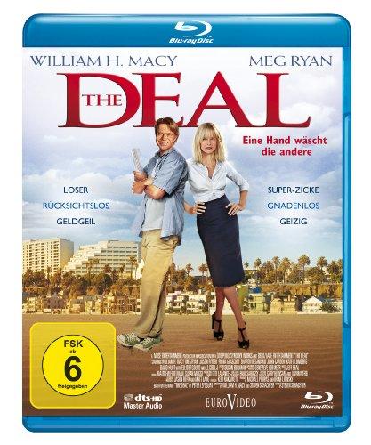 The Deal - Eine Hand wäscht die andere [Blu-ray]
