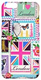 Accessorize Fashion Clip-On Hard Shell Case Cover for iPhone 6 4.7 Inch - Love London