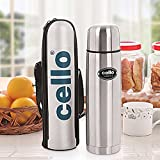 CELLO STAINLESS STEEL VACUUM FLASK LIFESTYLE 500 ML