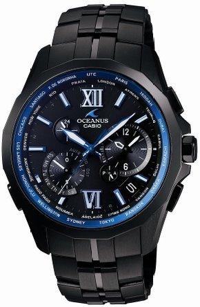 【クリックでお店のこの商品のページへ】カシオ CASIO OCEANUS MANTA (S2400 SERIES 2013 NEW MODEL) OCW-S2400B-1AJF 女性 レディース 腕時計 【並行輸入品】: 腕時計通販