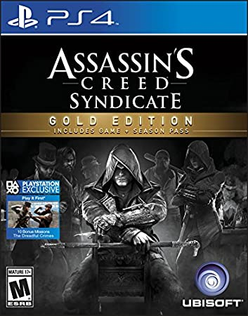 Assassin's Creed Syndicate - Gold Edition - PlayStation 4