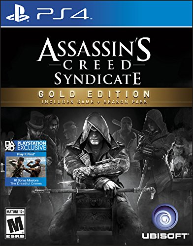 Assassin's Creed Syndicate (Gold Photo