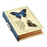 本型の小物入れ - ブックストレージボックス - - Papillon パピヨン - インターフォルム(INTERFORM INC.) GD-9944