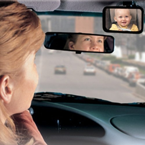 Safety 1st 48919/224 Baby on Board Front or Back Babyview Mirror (Pack of 2) - 1