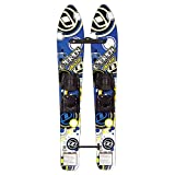 O'Brien All Star Trainers Junior Combo Water Skis With Standard Bindings 2013