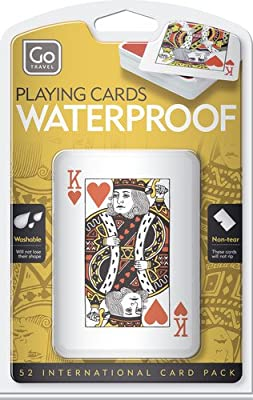 Go Travel Waterproof Travel Playing Cards - Go936 by Go Travel