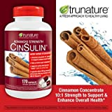 Trunature Advanced Strength Cinsulin 170 Capsules
