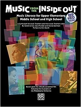 Music from the inside out book cd dvd daniel anker for Inside 2007 dvd