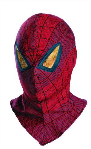 Disguise Marvel The Amazing Spider-Man 3D Movie Adult Mask Costume Accessory