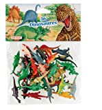 Kim'Play - 515 - Figurine - Animal - 36 X Dinosaures
