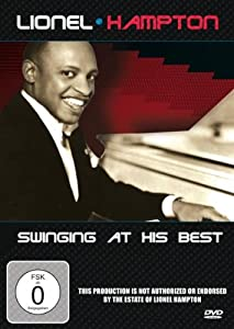 Lionel Hampton Swinging At His Best