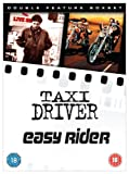 Taxi Driver/Easy Rider [DVD] [2007]