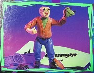Amazon.com: Goosebumps Monster Bags - Mr Mortman Action Figure: Toys