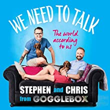 We Need to Talk Audiobook by Stephen Webb, Chris Steed Narrated by Chris Steed, Stephen Webb