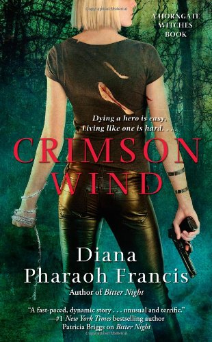 Image of Crimson Wind (Horngate Witches Books)