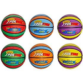 Sportime SportimeMax Star Basketballs Intermediate by Sportime