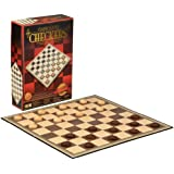 Classic Games - Deluxe Checkers Set