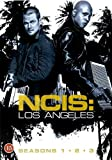 NCIS: Los Angeles -Season 1-3 TV Series with Chris O'Donnell and LL Cool J