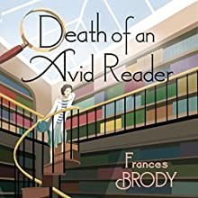 Death of an Avid Reader Audiobook by Frances Brody Narrated by Anne Dover