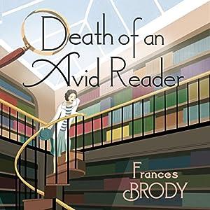 Death of an Avid Reader Audiobook