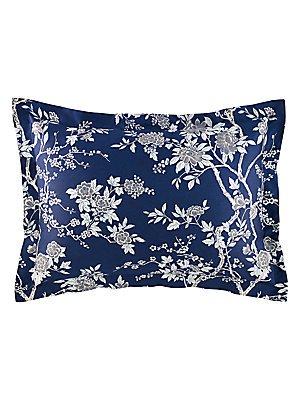 Ralph Lauren Deauville Standard Pillow Sham - Blossom front-976375