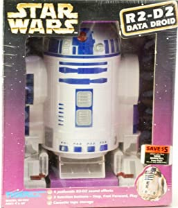 Star Wars R2-D2 Data Droid Cassette Player