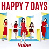 HAPPY 7 DAYS(�������������A)(DVD��)