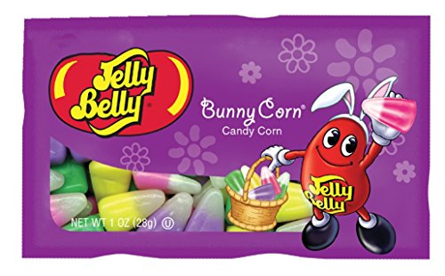 Jelly Belly Easter Bunny Corn - 1 oz Bag (Candy Corn Pastel compare prices)