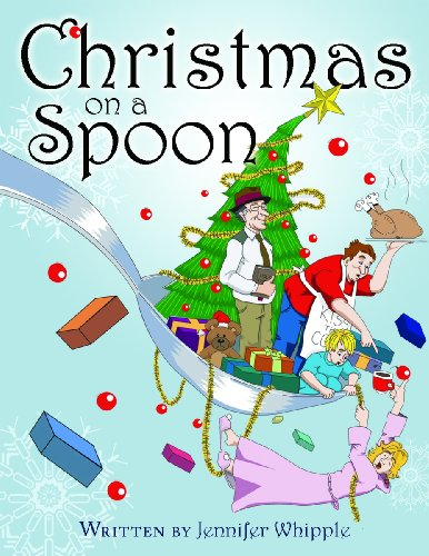 Christmas on a Spoon