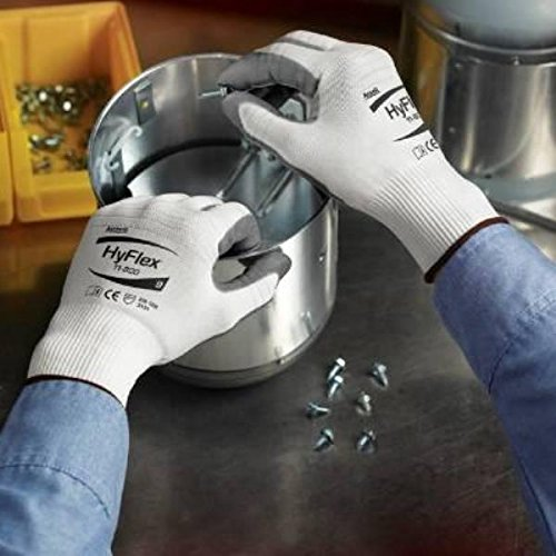 ansell-hyflex-11-800-guanto-multiuso-protezione-meccanica-grigio-taglia-10-sacchetto-di-12-paia