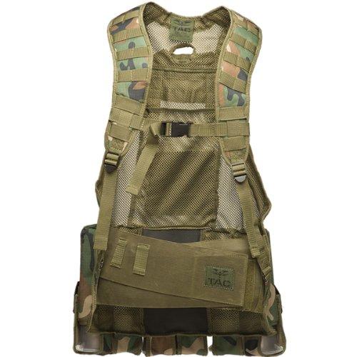 Vest - V-TAC Echo-WOODLAND-2XL/3XL