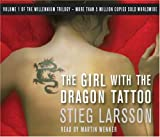 Stieg Larsson The Girl with the Dragon Tattoo (Abridged Version)